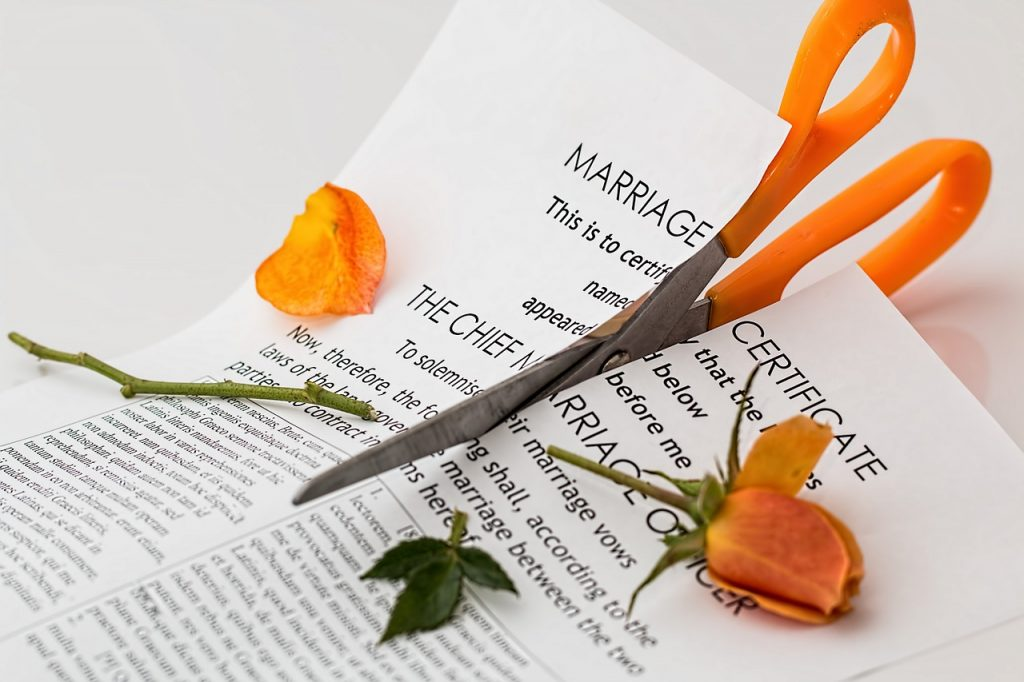 Oklahoma Uncontested Divorce